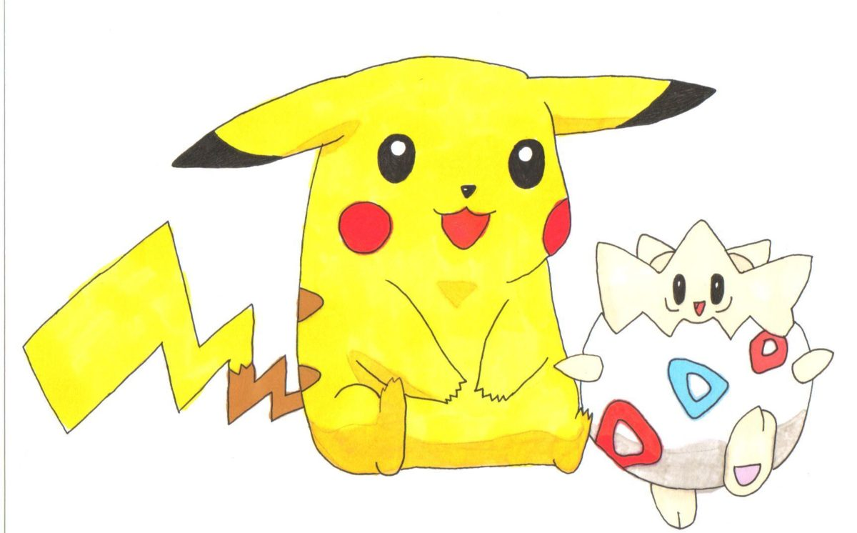 pikachu babysitting togepi | Pikachu | Pinterest | Babysitting and …