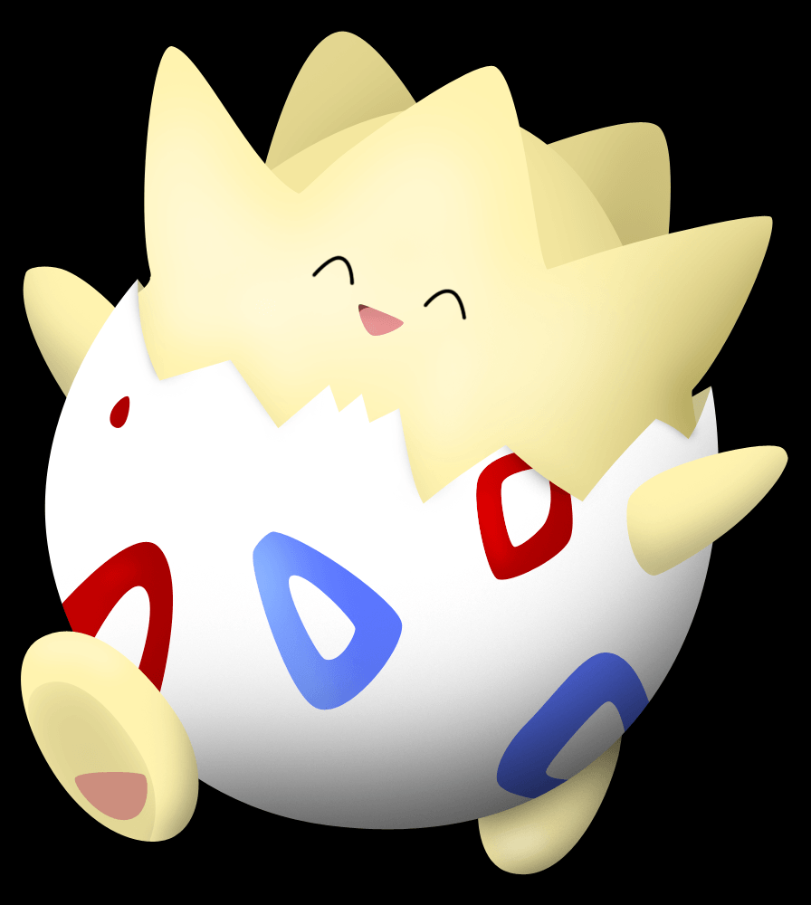 Pokemon Revamps: Togepi by Susyspider on DeviantArt