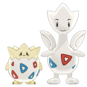 download MMD PK Togepi and Togetic DL by 2234083174 on DeviantArt