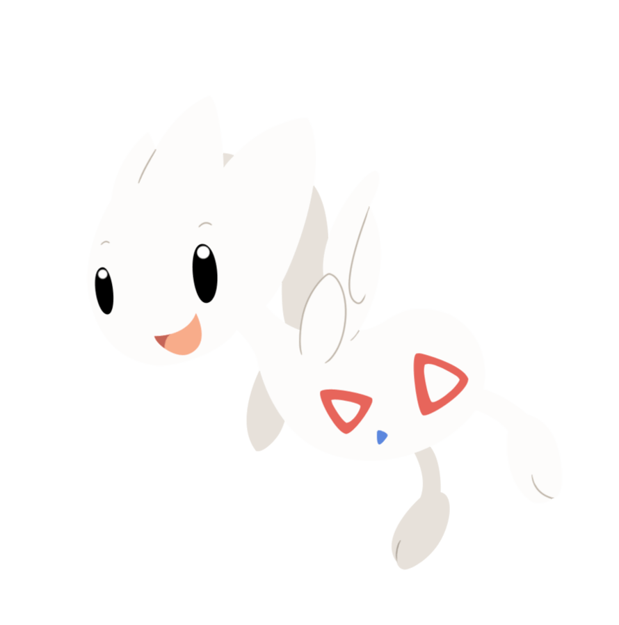 176. Togetic by ChibiTigre on DeviantArt