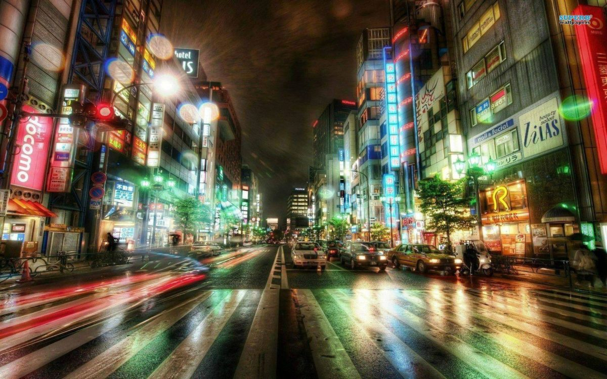 Tokyo City HD Wallpapers – HD Wallpapers Inn