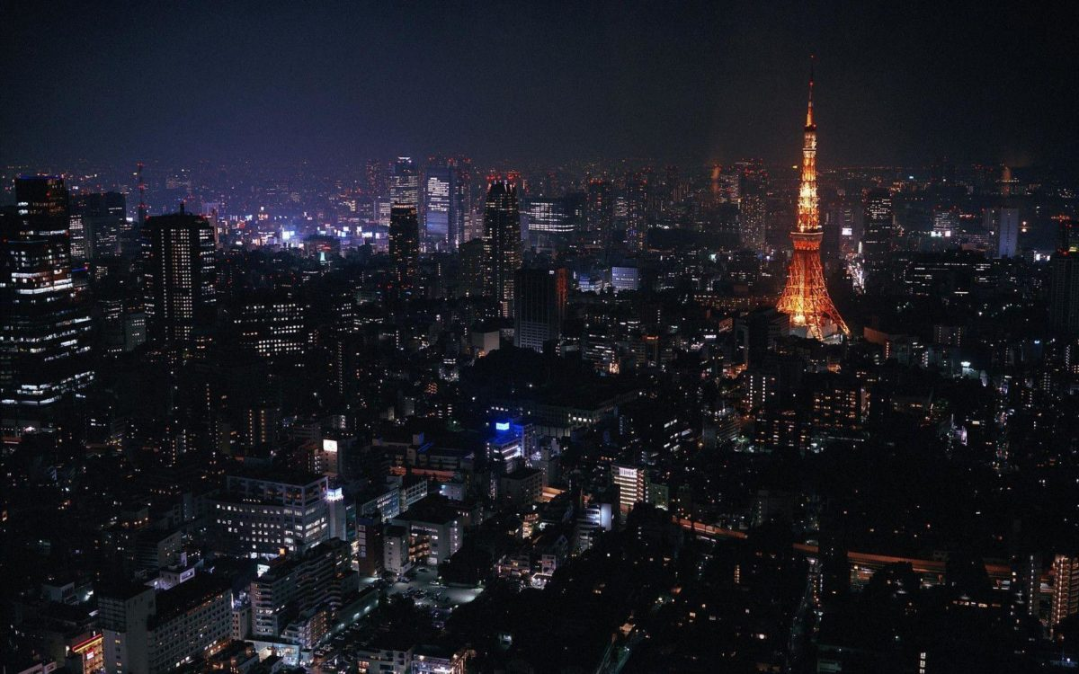 Tokyo By Night Wallpapers | HD Wallpapers
