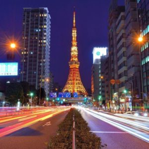 download Tokyo Tower Cityscapes Wallpaper HD #12257 Wallpaper | ForWallpapers.