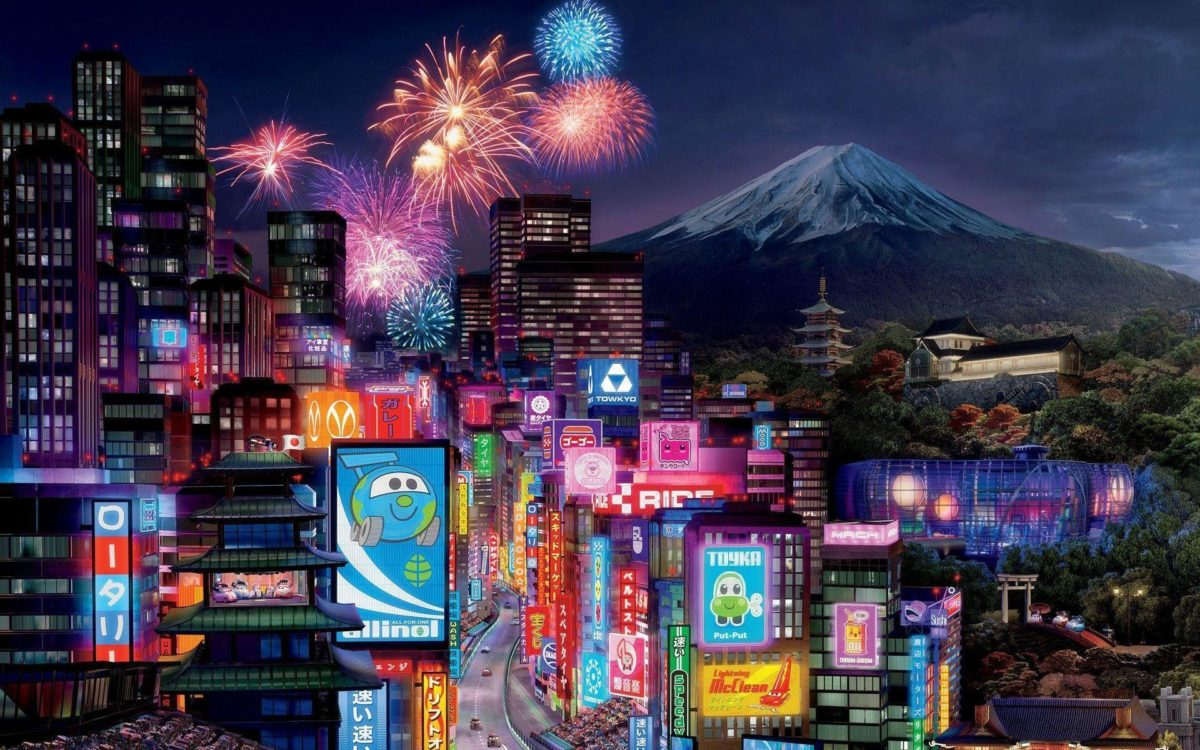 Wallpapers Tagged With TOKYO | TOKYO HD Wallpapers | Page 1