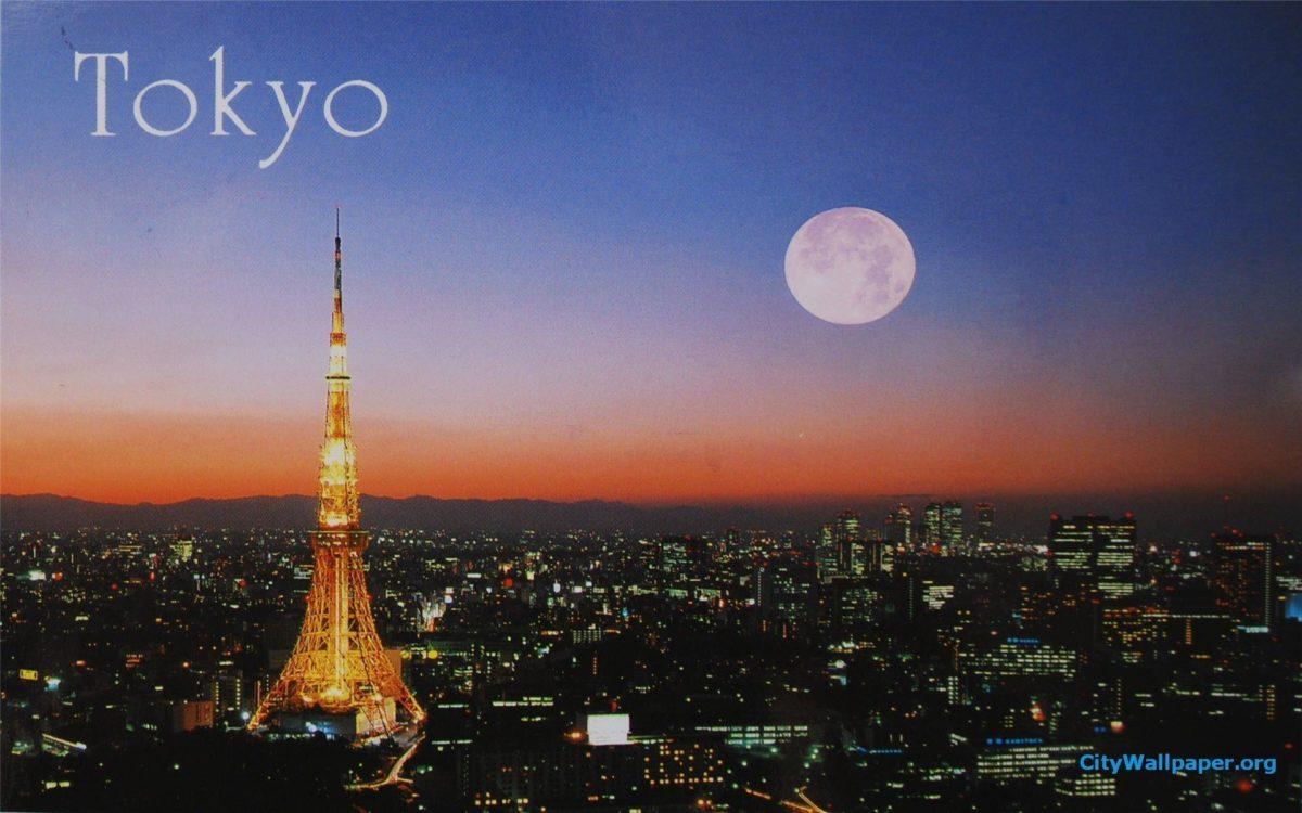 Tokyo wallpaper – 577985