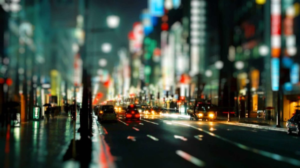 Tokyo At Night HD Wallpaper #20034) wallpaper – Wallatar.com