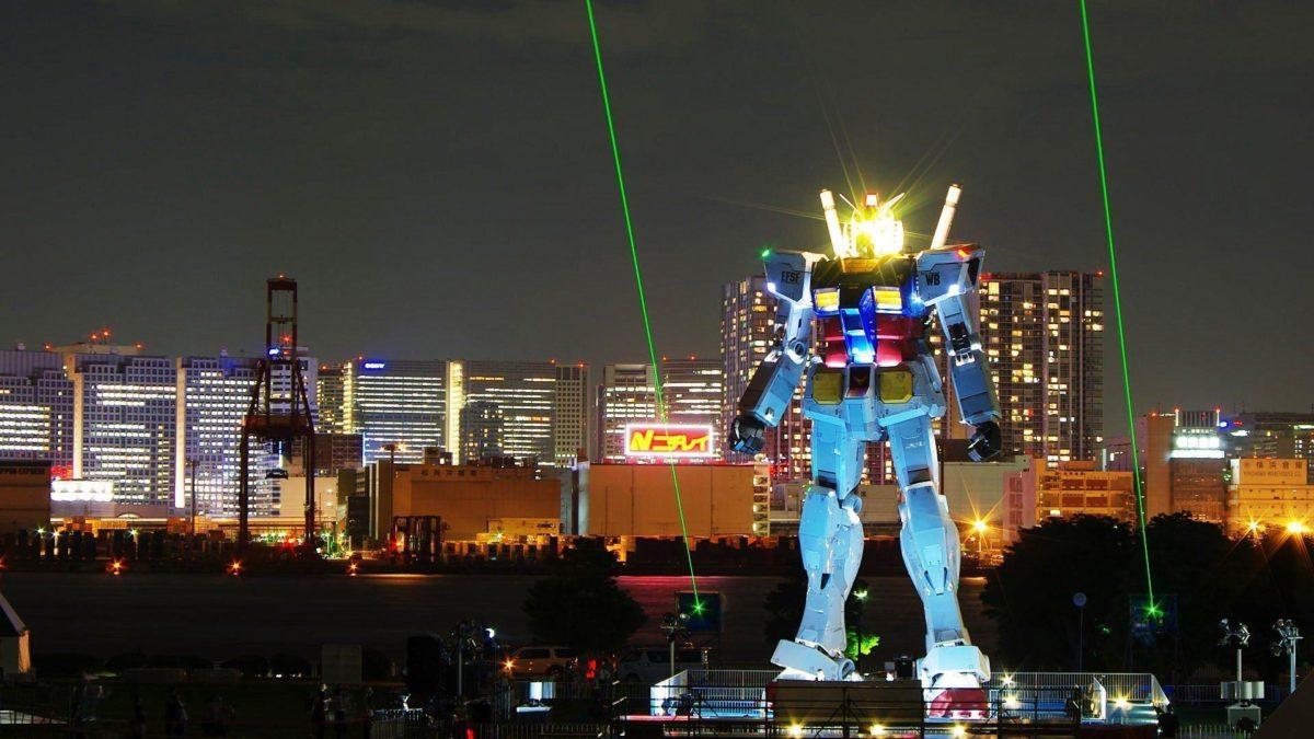 Download Tokyo Gundam Wallpaper 1920×1080 | Wallpoper #281880