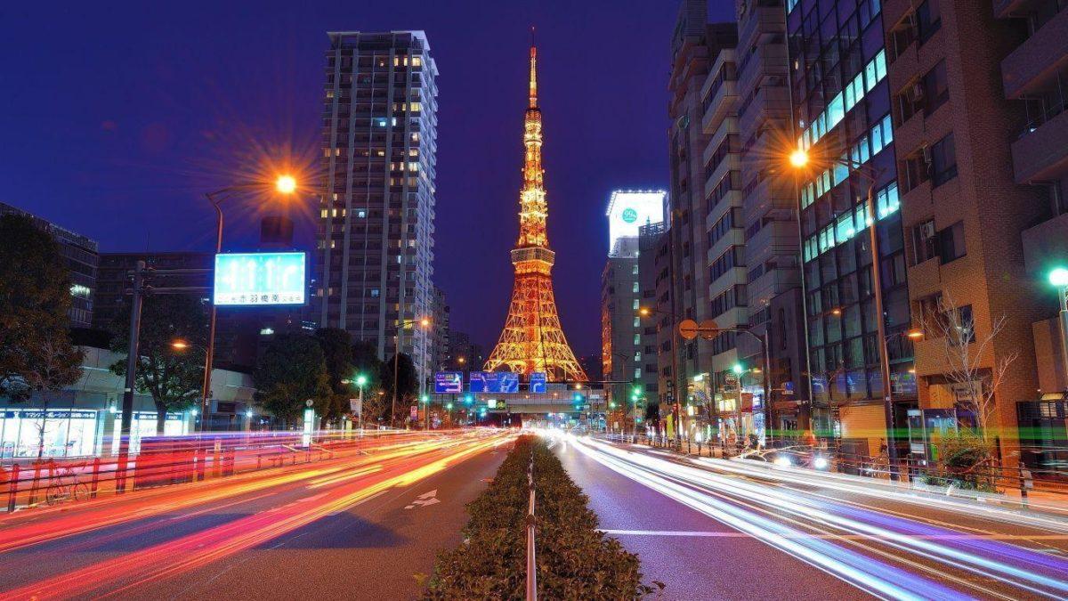 Lovely Tokyo Wallpaper 24393 1366×768 px