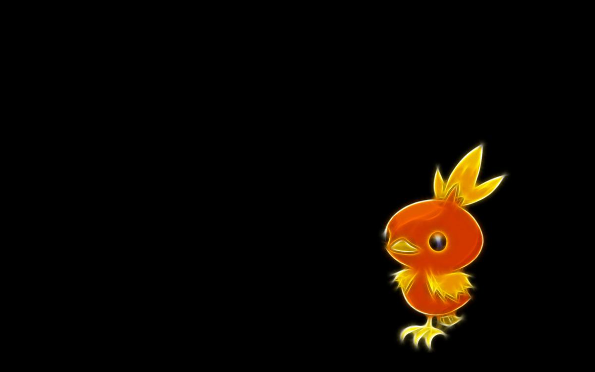 Pokemon Torchic black background wallpaper | 1920×1200 | 191309 …