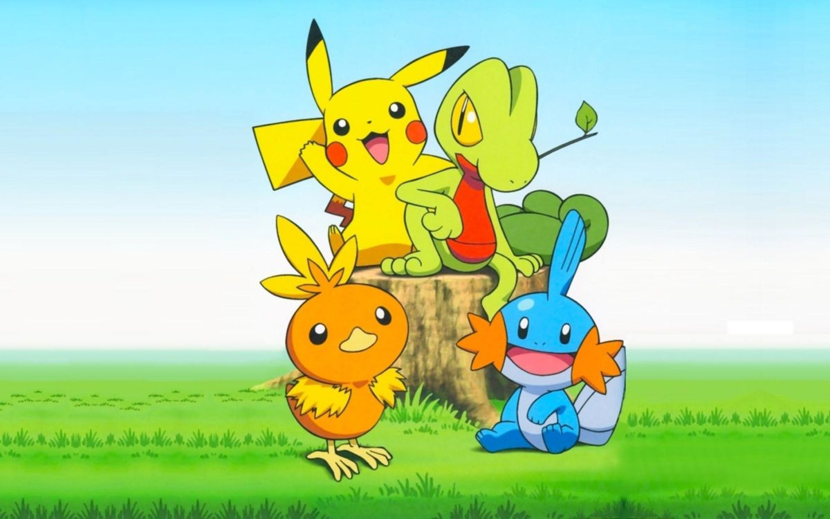 23 Torchic (Pokemon) HD Wallpapers | Background Images – Wallpaper Abyss
