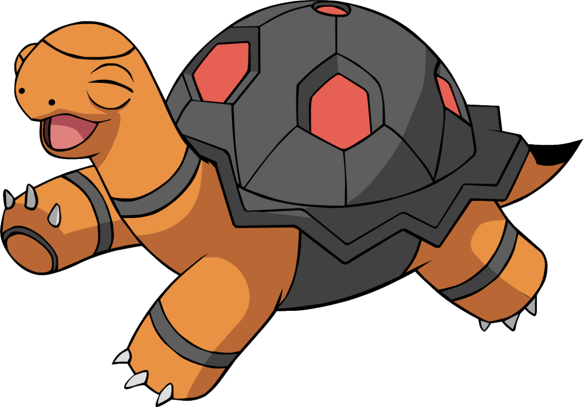 324 TORKOAL | MUNDO POKEMON | Pinterest | Pokémon, Hoenn region and …