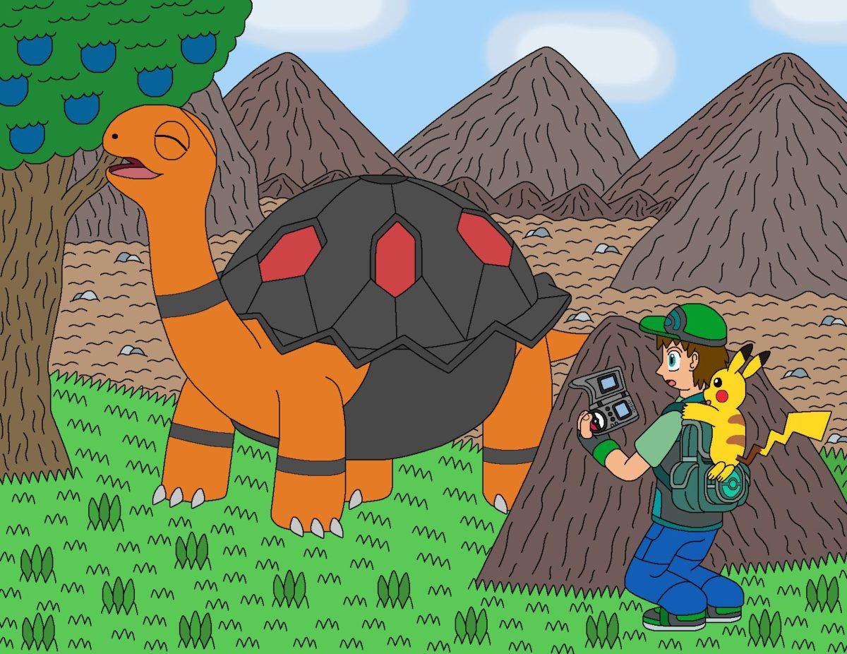 Giant Torkoal by MCsaurus on DeviantArt