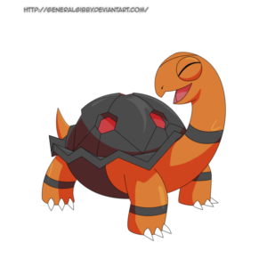 download My Favorite Fire Type 2014- Torkoal by GeneralGibby on DeviantArt