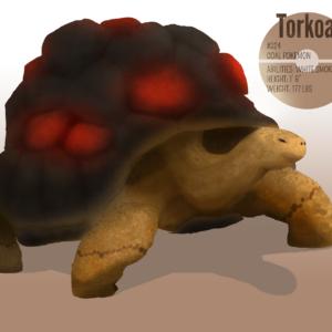 download Torkoal by werefrog on DeviantArt