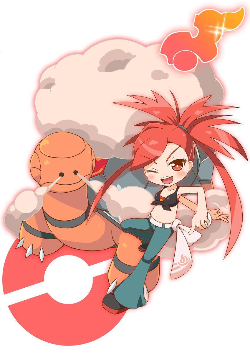 Pokémon – Asuna and 342 Torkoal art by 七夕翠星 (Pixiv) | Pokémon …