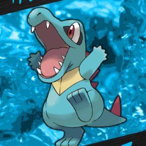 download Totodile wallpaper by TriforceGuy | Pokemon | Pinterest …
