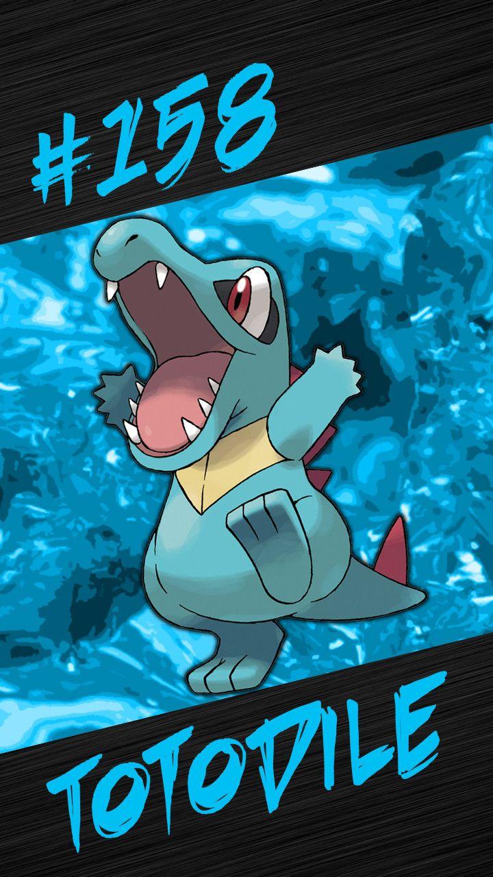 Totodile wallpaper by TriforceGuy | Pokemon | Pinterest …