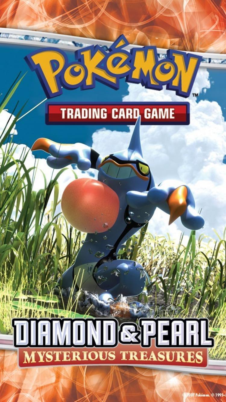 Pokemon card game toxicroak wallpaper | (25400)