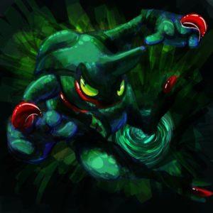 download December 6th, 2014: Toxicroak by UltimateSassMaster on DeviantArt