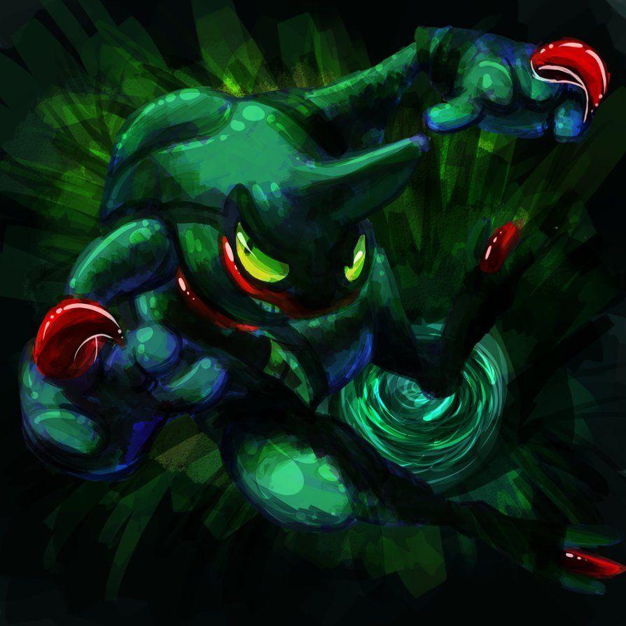 December 6th, 2014: Toxicroak by UltimateSassMaster on DeviantArt