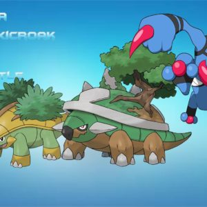download Respawn do Torterra, Toxicroak, Grotle e do Turtwig – OT Pokemon …