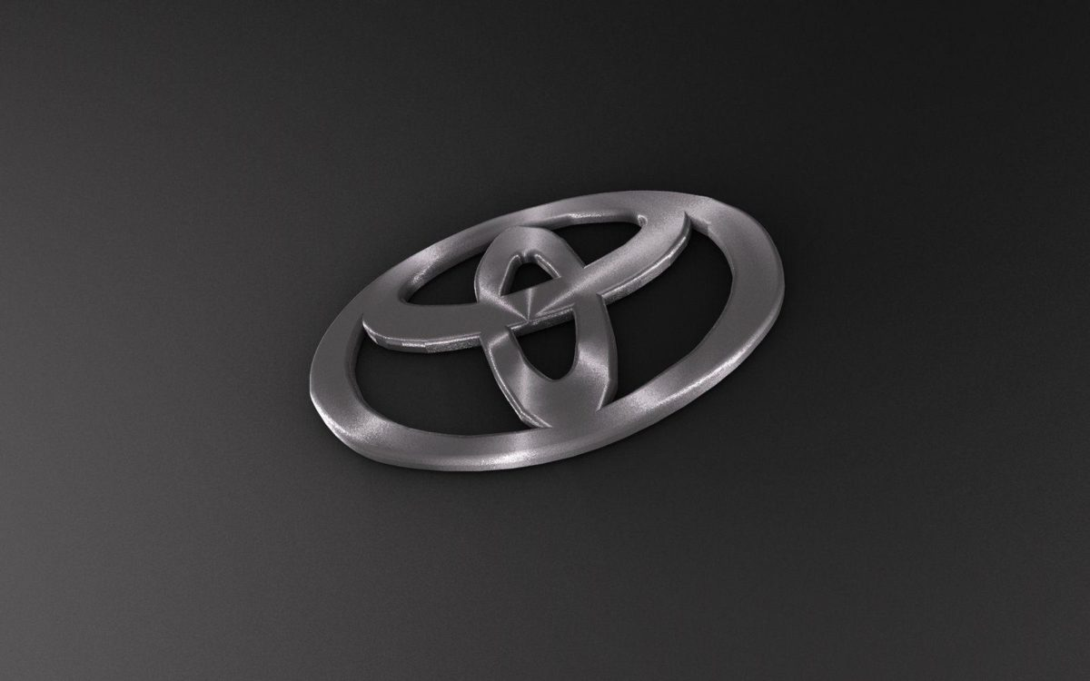 Toyota Logo Wallpaper – Free Download Wallpaper from wallpaperate.com