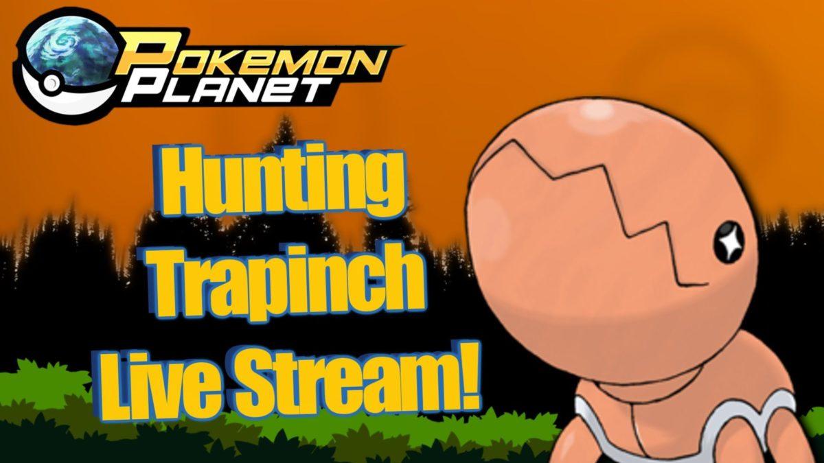 Pokemon Planet – Search for Trapinch In Pokemon Planet! – YouTube