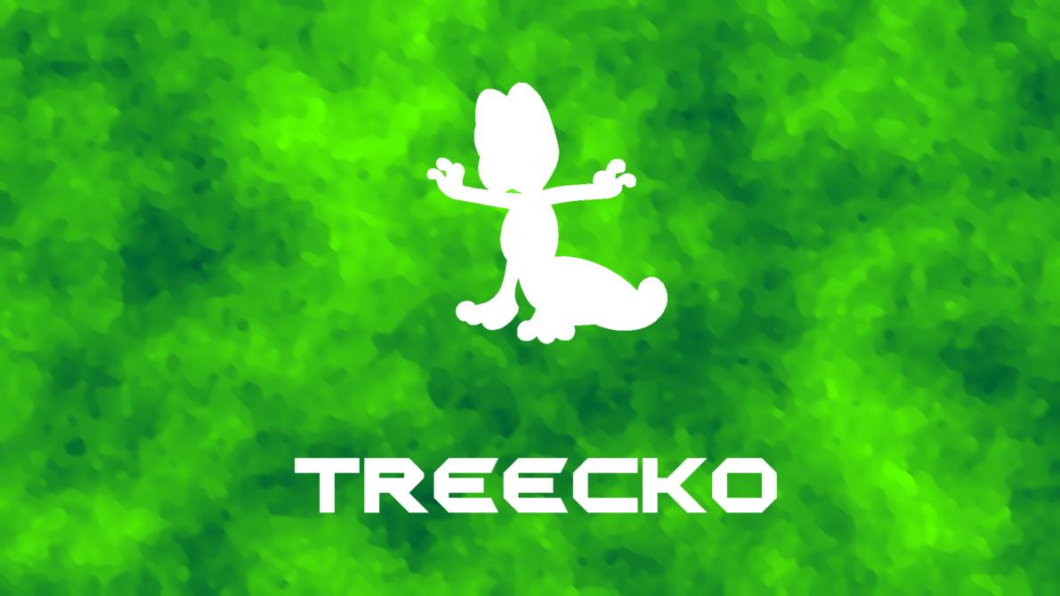 Treecko Wallpaper by TokageLP on DeviantArt
