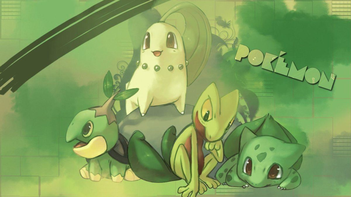 16 Treecko (Pokémon) HD Wallpapers | Background Images – Wallpaper Abyss