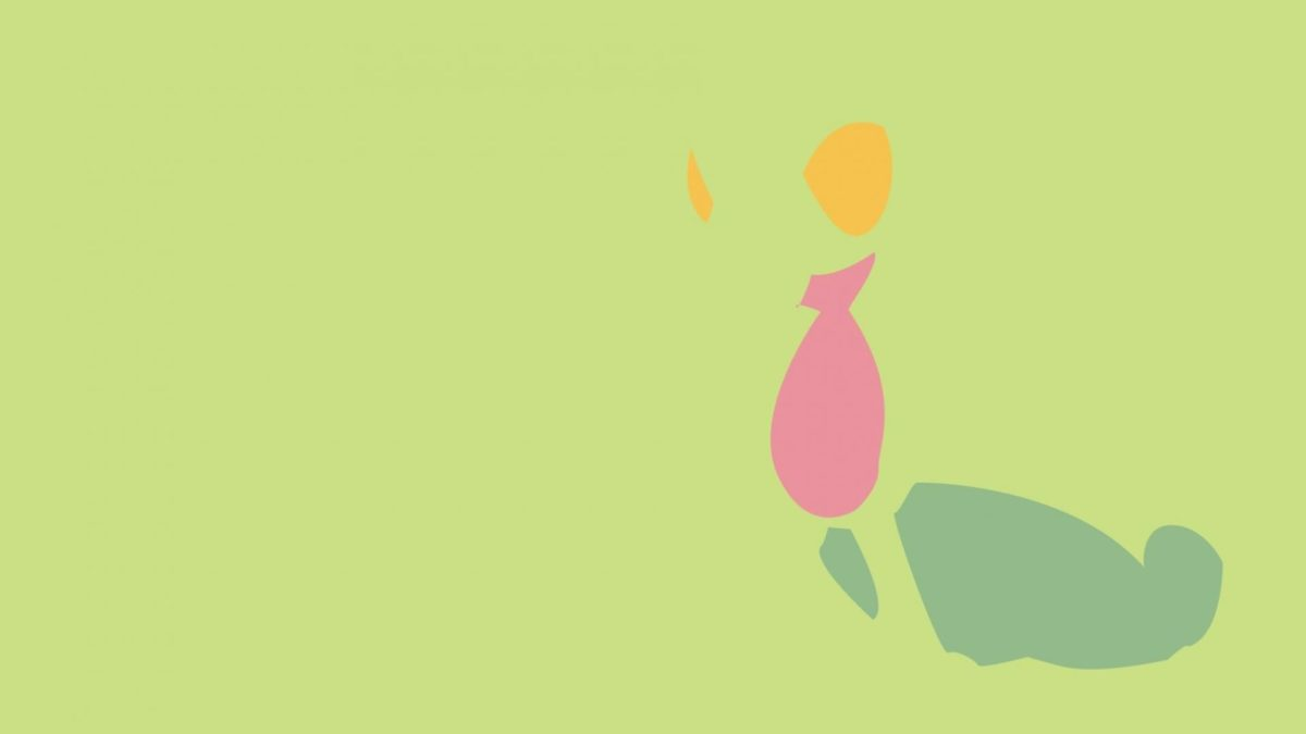 Pokemon video games vector treecko game characters wallpaper | (131525)