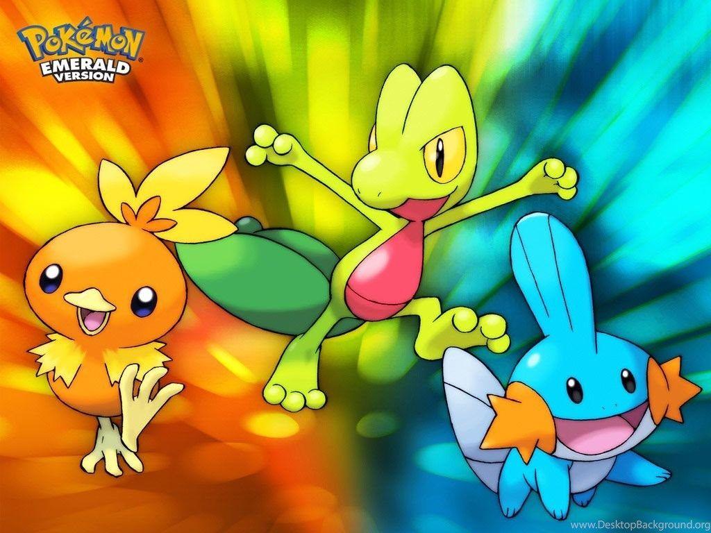 Treecko Pokemon Wallpapers Desktop Background