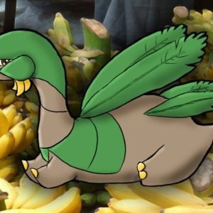 download Request: Tropius Wallpaper by ShiningNijiDragon on DeviantArt