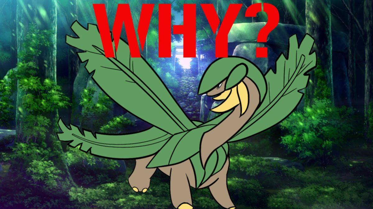 Why Mega Evolve? #133 Tropius – YouTube