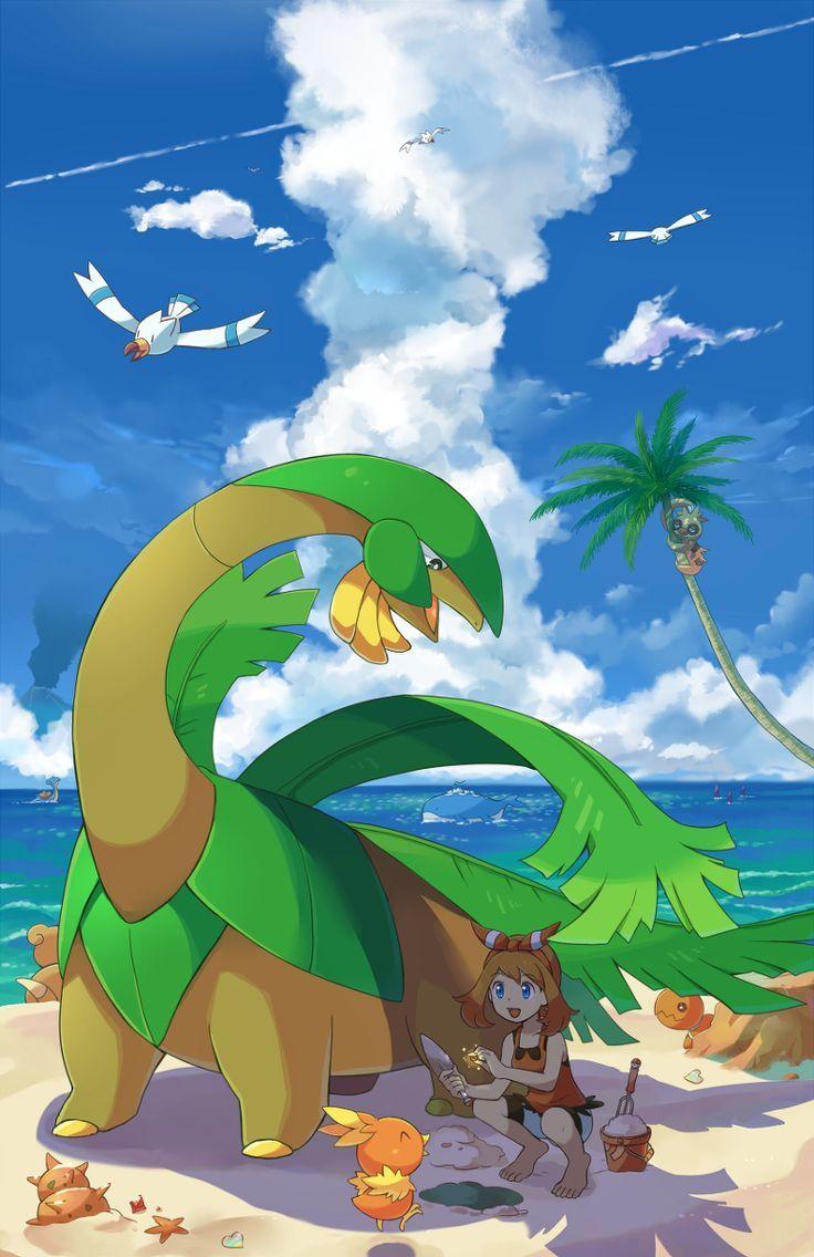 82 best tropius images on Pinterest   Pokemon stuff, Fanart pokemon …