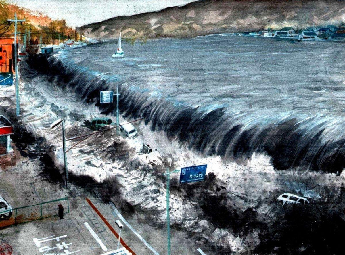Tsunami Pictures HD Wallpaper 4 – Hd Wallpapers