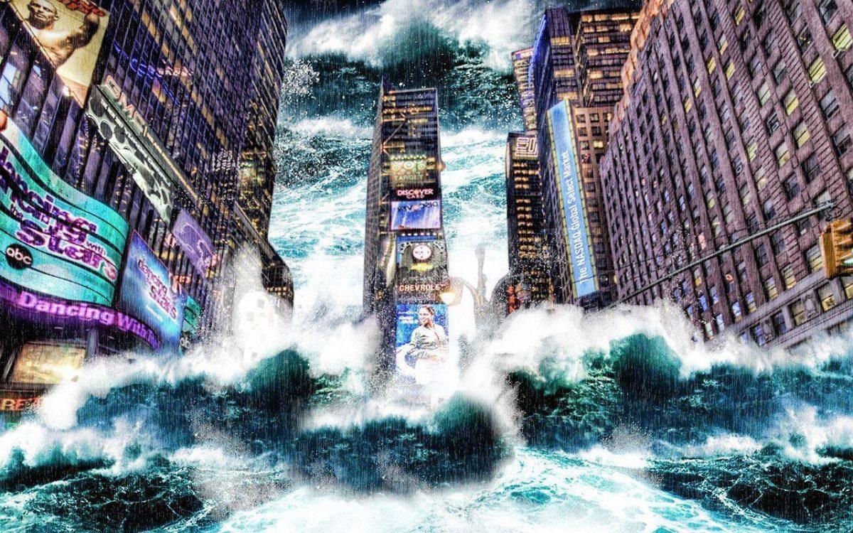 Wallpapers For > Tsunami Wallpaper