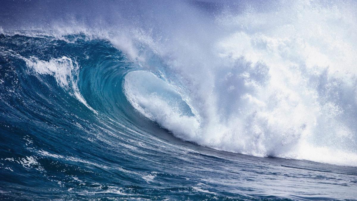 HD Tsunami Wallpaper | Download Free – 68373