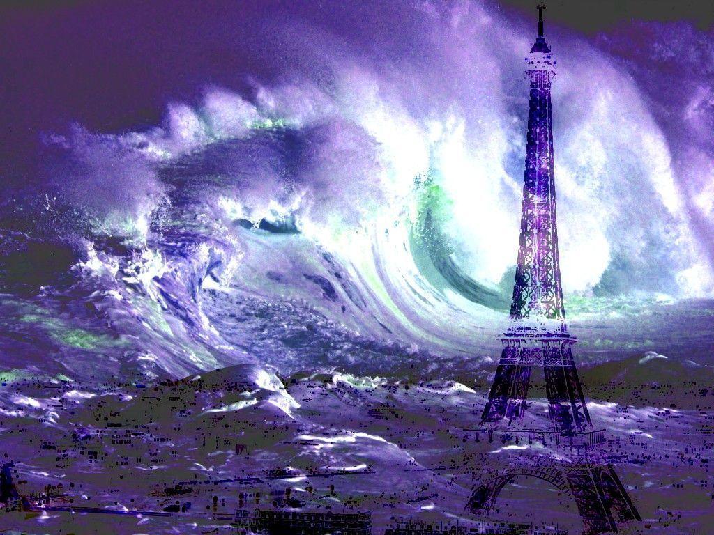 Wallpapers For > Mega Tsunami Wallpaper