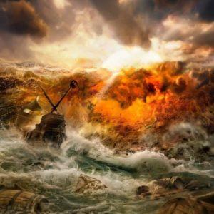download Tsunami Hd Wallpaper