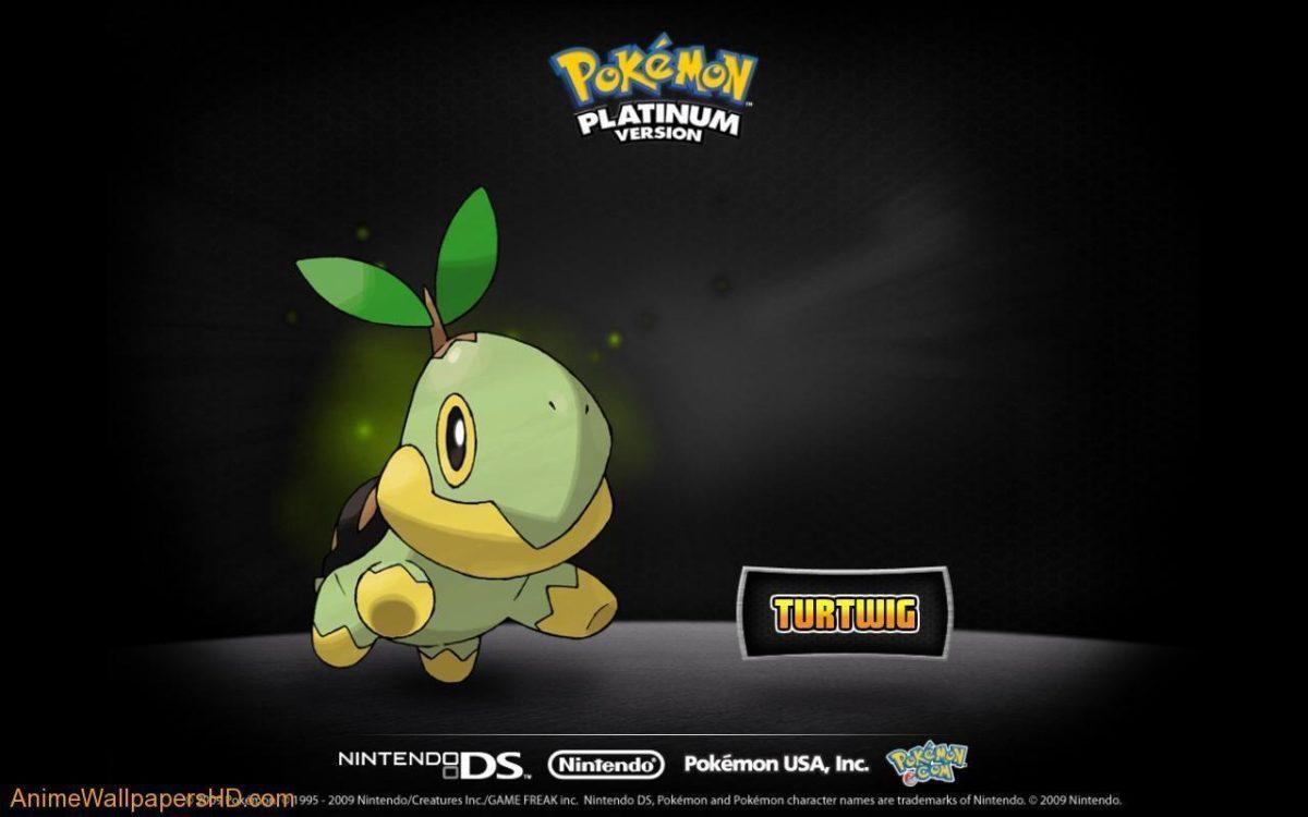 Turtwig Pokemon – Hd Wallpapers