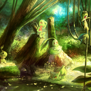 download 17 Turtwig (Pokémon) HD Wallpapers   Background Images – Wallpaper Abyss