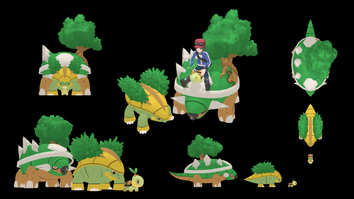 Turtwig Wallpapers Wallpapers | HD Wallpapers | Pinterest …