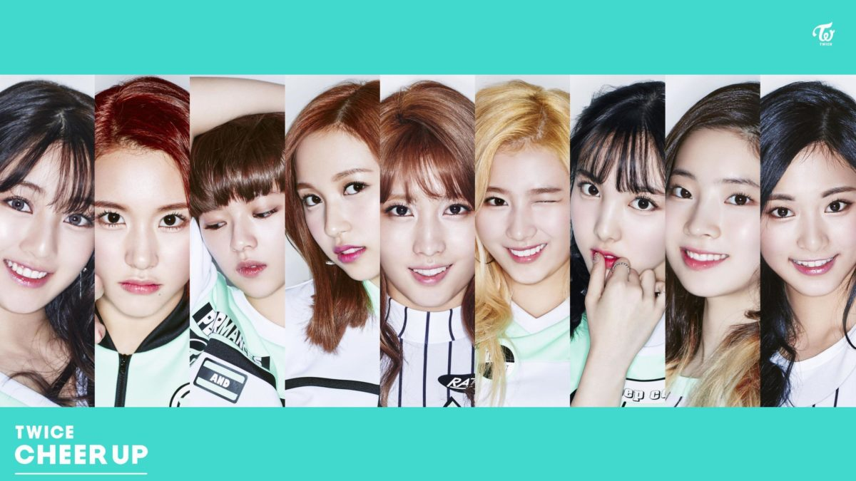 Share your Twice desktop wallpapers? : twice