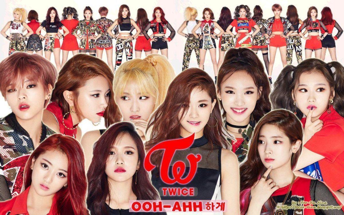 k-pop lover ^^: TWICE – Like Ooh-Ahh WALLPAPER