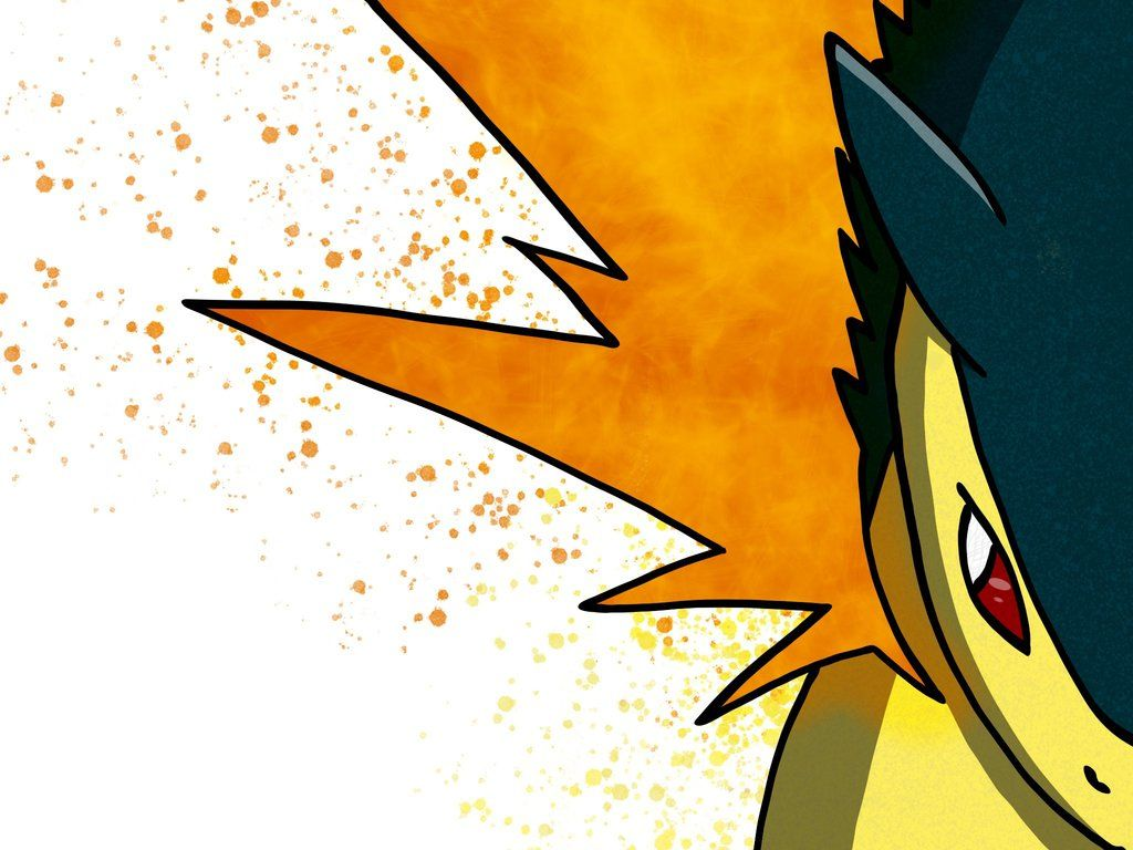 Typhlosion Pop art by FancyFurret on DeviantArt
