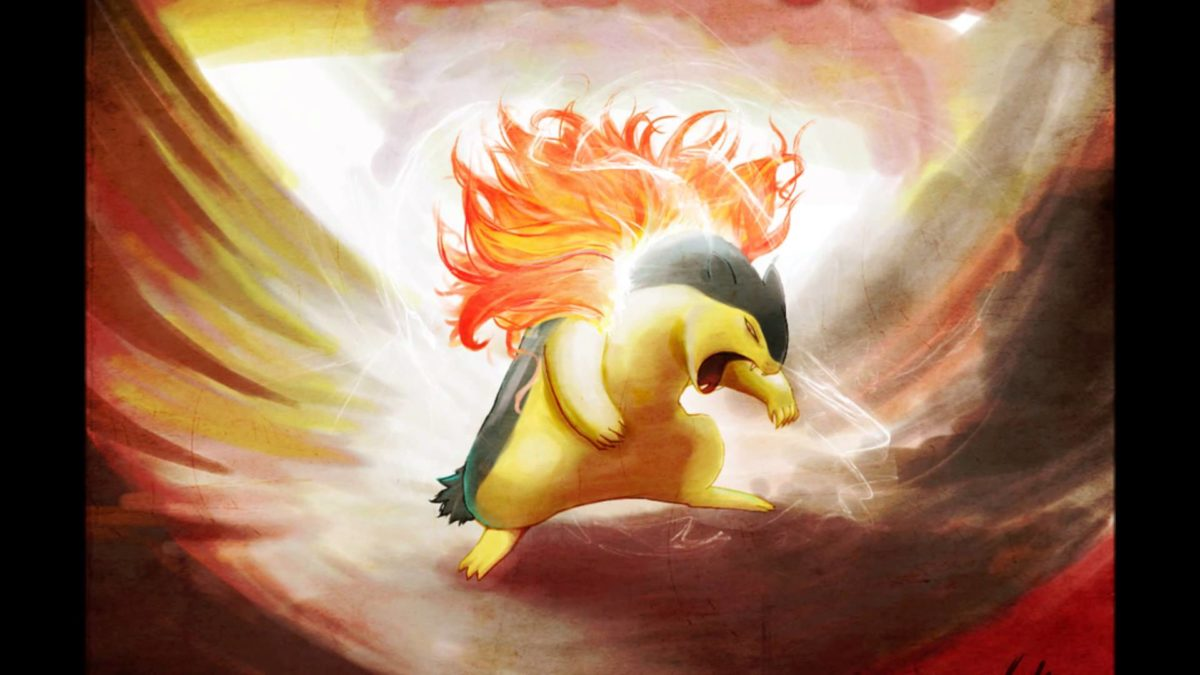 typhlosion tribute – YouTube