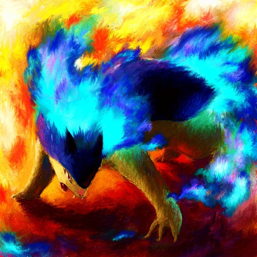 Inferno Typhlosion by Ninjazero-102 on DeviantArt