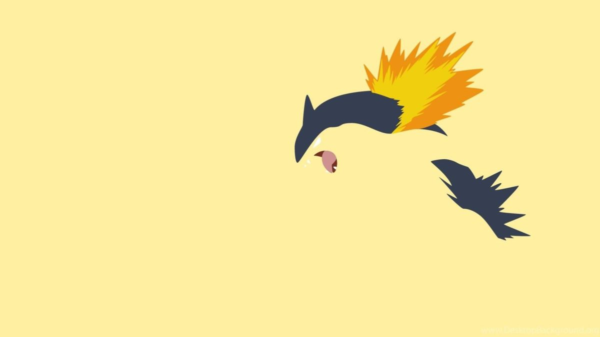 Typhlosion Wallpapers Wallpapers Cave Desktop Background