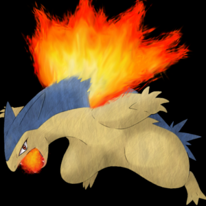download Typhlosion Wallpaper 02 – Detail by Ymeisnot on DeviantArt