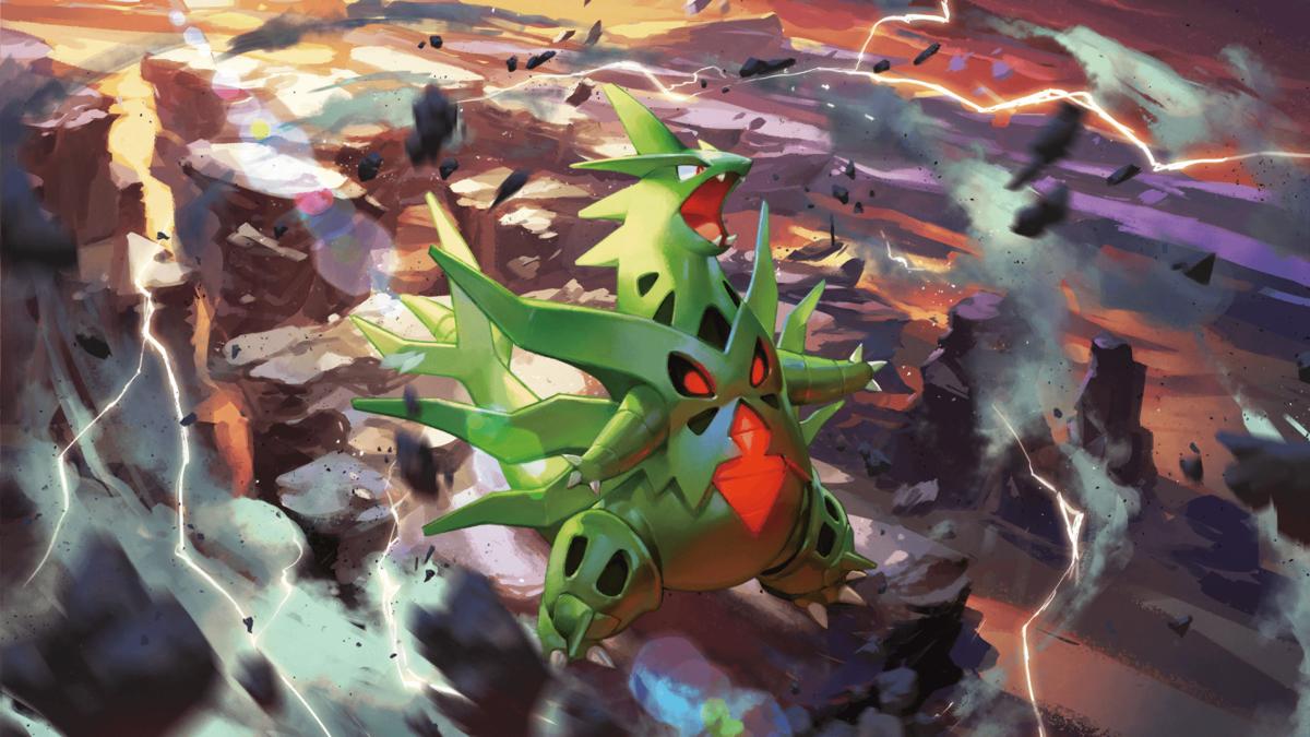 Image – Mega Tyranitar – Pokemon TCG XY Ancient Origins.png …